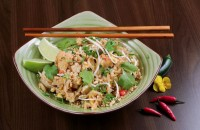 Pad Thai kuracie / Pad Thai Chicken